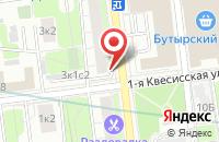 Схема проезда до компании Журнал «Слово» в Москве