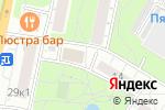 Схема проезда до компании Егоров и партнеры в Москве