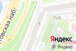 Схема проезда до компании Интерьер Маркет в Москве