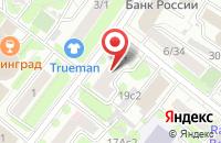 Схема проезда до компании 24 градуса в Подольске