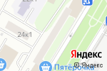 Схема проезда до компании Мосстоматрентген в Москве