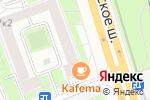 Схема проезда до компании СНК СТОМАТОЛОГИЯ в Москве