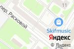 Схема проезда до компании Ohotatovar.ru в Москве