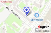 Схема проезда до компании САЛОН ОФИСНОЙ МЕБЕЛИ АВТОР в Москве