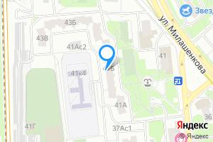 Снять студию в Москве ул. Яблочкова, 41Б