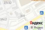 Схема проезда до компании Правовые технологии бизнеса в Москве