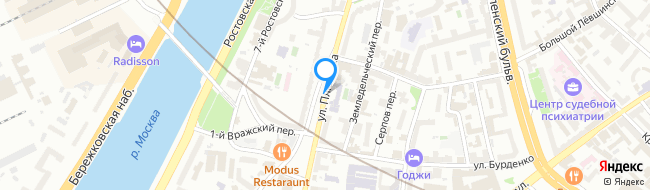 улица Плющиха