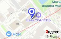 Схема проезда до компании АКБ НИКОЙЛ ИБГЭ в Москве