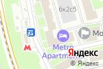 Схема проезда до компании Перепечки в Москве