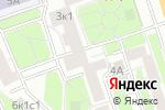 Схема проезда до компании ИКБ Энтузиастбанк в Москве