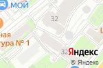 Схема проезда до компании Макропулос лайн в Москве