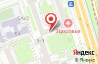 Схема проезда до компании АКБ ДОНАКТИВБАНК в Дмитрове