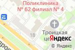 Схема проезда до компании Элефан в Москве