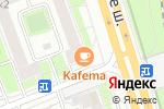 Схема проезда до компании PRATTA24 в Москве