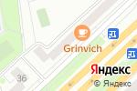 Схема проезда до компании Галс в Москве