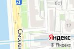 Схема проезда до компании Старость в радость в Москве