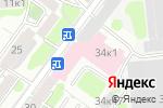 Схема проезда до компании Машиностроительное производственное объединение им. И. Румянцева в Москве