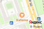 Схема проезда до компании Мясной бутик в Москве