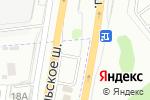 Схема проезда до компании Нефтьмагистраль в Москве