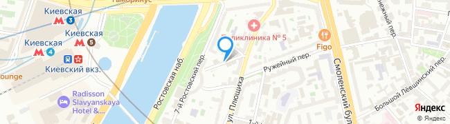 переулок Ростовский 4-й
