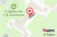 Схема проезда до компании Литексстрой в Москве