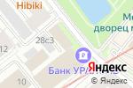 Схема проезда до компании MIPROFI в Москве