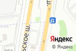 Схема проезда до компании Стрит Бургер в Москве