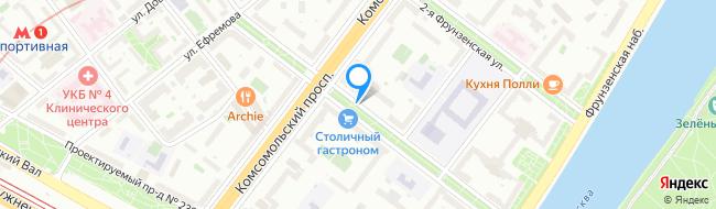 улица Фрунзенская 3-я
