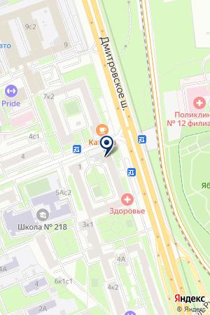 ИОАННО-ПРЕДТЕЧЕНСКИЙ ЖЕНСКИЙ МОНАСТЫРЬ на карте Дмитрова