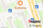 Схема проезда до компании Нимфа-л в Москве