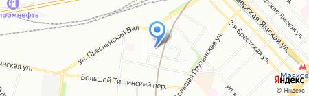МКК-Холдинг на карте Москвы