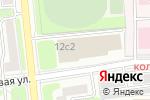 Схема проезда до компании СПОРТКОМПЛЕКС в Москве