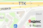 Схема проезда до компании Авторадио в Москве