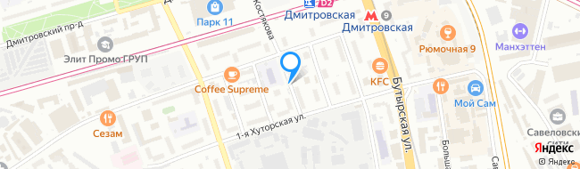 переулок Хуторской 2-й