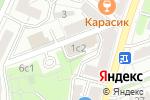 Схема проезда до компании Дом Хельсинки в Москве