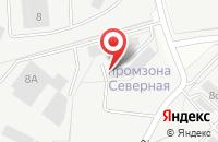 Схема проезда до компании Кортранс в Подольске
