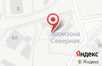 Схема проезда до компании РБУ в Подольске