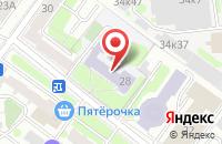Схема проезда до компании СтилКом в Москве