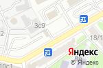 Схема проезда до компании Мастерская по ремонту обуви и изготовлению ключей на Грузинском Валу в Москве