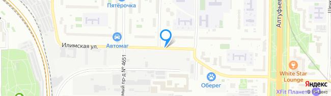 Илимская улица