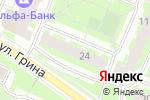 Схема проезда до компании Акустик в Москве