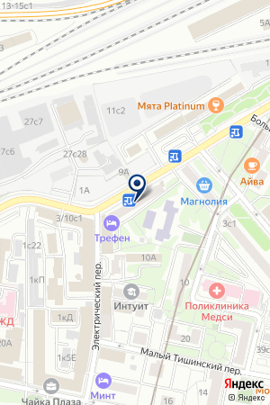 ЭКОЛОГИЧЕСКОЕ ИНФОРМАЦИОННОЕ АГЕНТСТВО ЭКОИНФ на карте Москвы