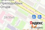 Схема проезда до компании Геракл в Москве