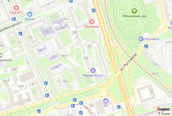 купить квартиру в ЖК на Дмитровском 4