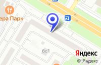 Схема проезда до компании ПТФ ДЕНИСОВ в Москве