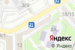 Схема проезда до компании Крокус-90 в Москве