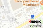 Схема проезда до компании Кинокомпания Эс-Ти-Джи Синема в Москве