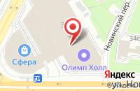 Схема проезда до компании Магистральстрой в Москве