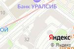 Схема проезда до компании УЭР в Москве