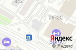 Схема проезда до компании Автопрофиль в Москве